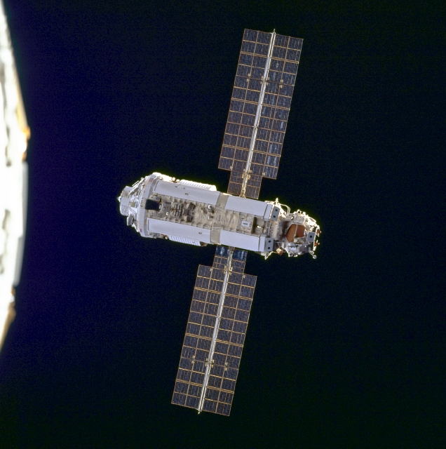ISS-01 1998