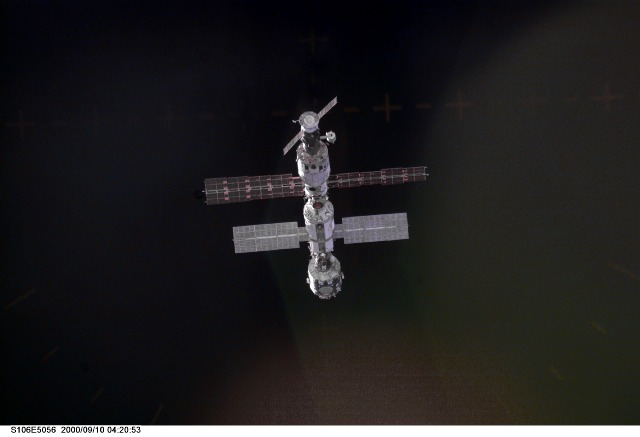 ISS-03 2000